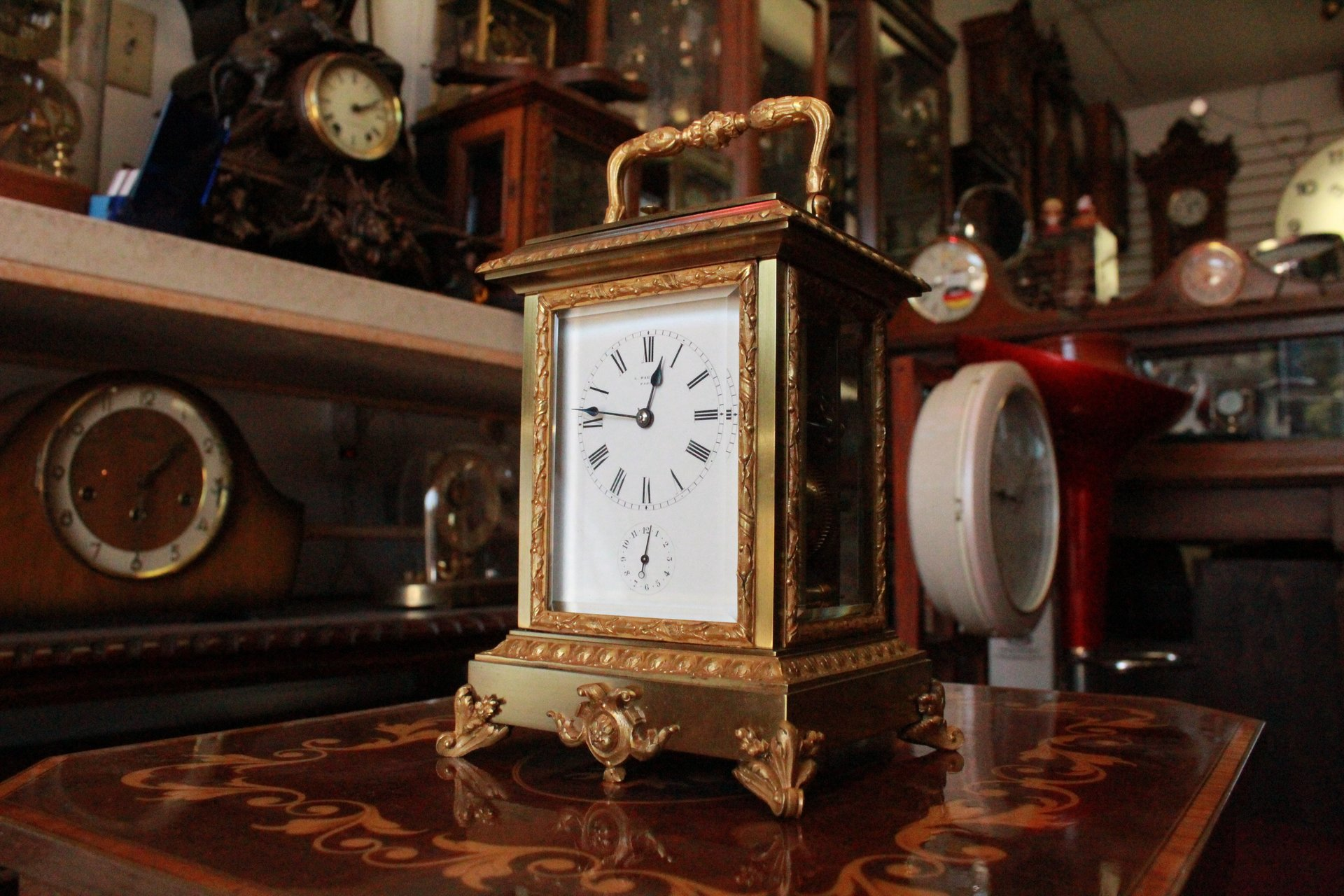 Antique Clock Gallery image 2