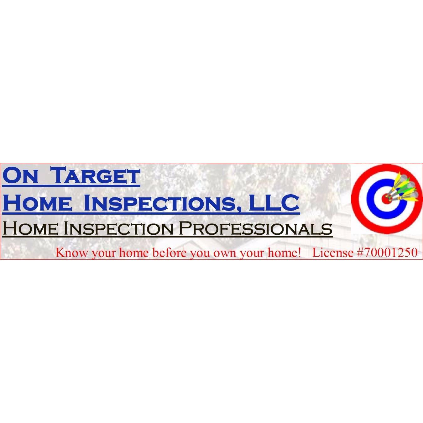 On Target Home Inspections