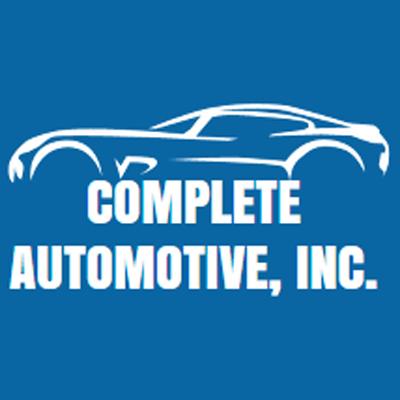 Complete Automotive, Inc.