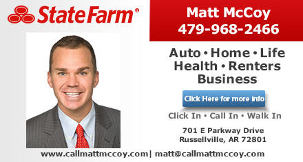 Matt McCoy - State Farm Insurance Agent image 0