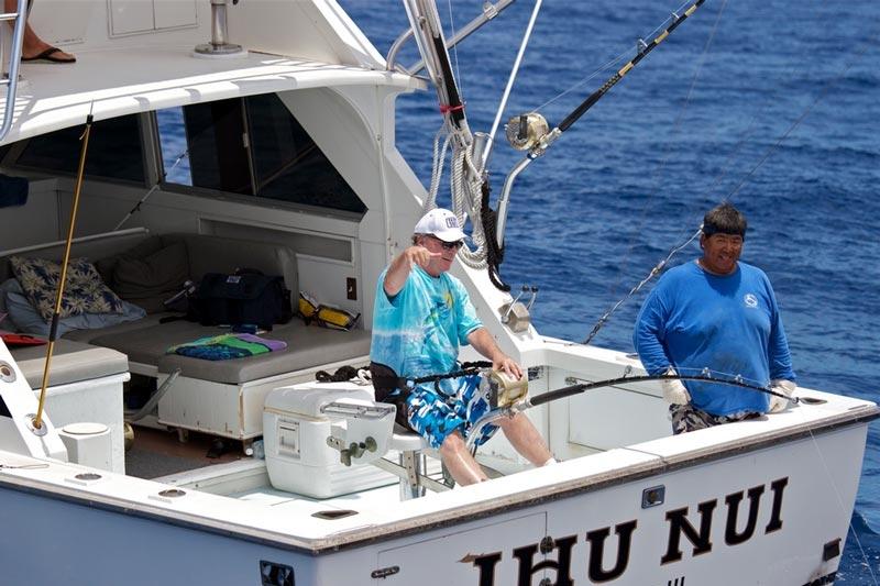 Ihu Nui Kona Sportfishing image 1