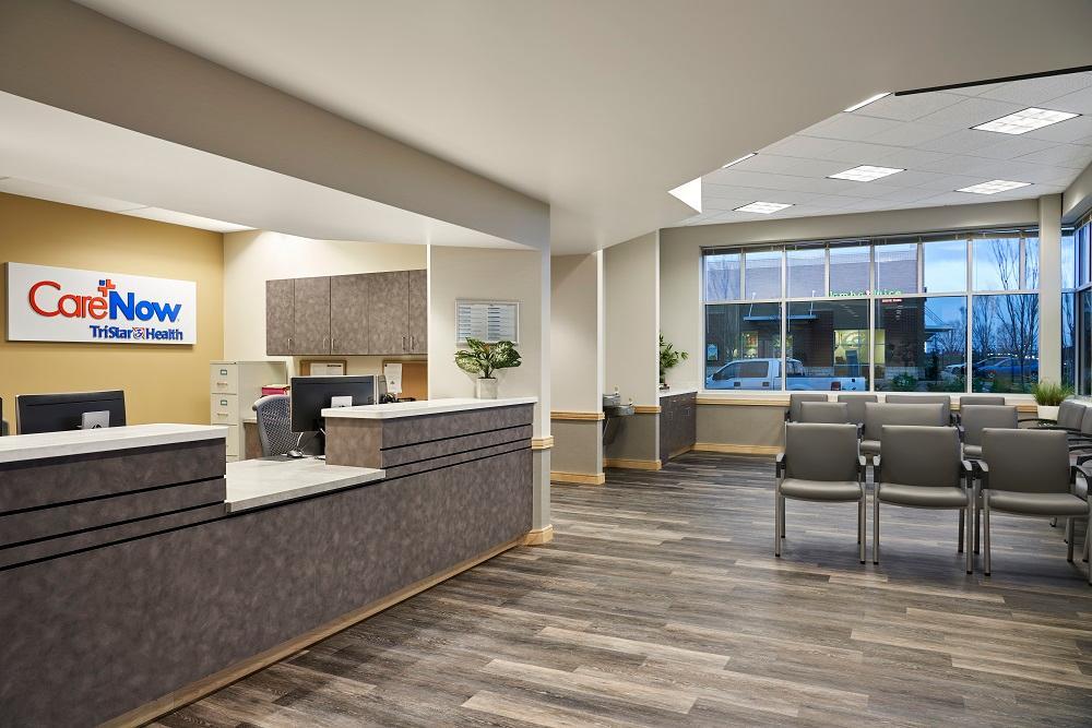 CareNow Urgent Care - Murfreesboro Medical Center Parkway image 9