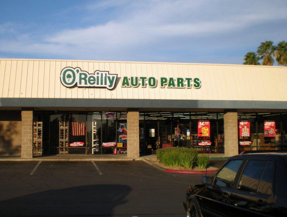 o'reilly auto parts - photo #19