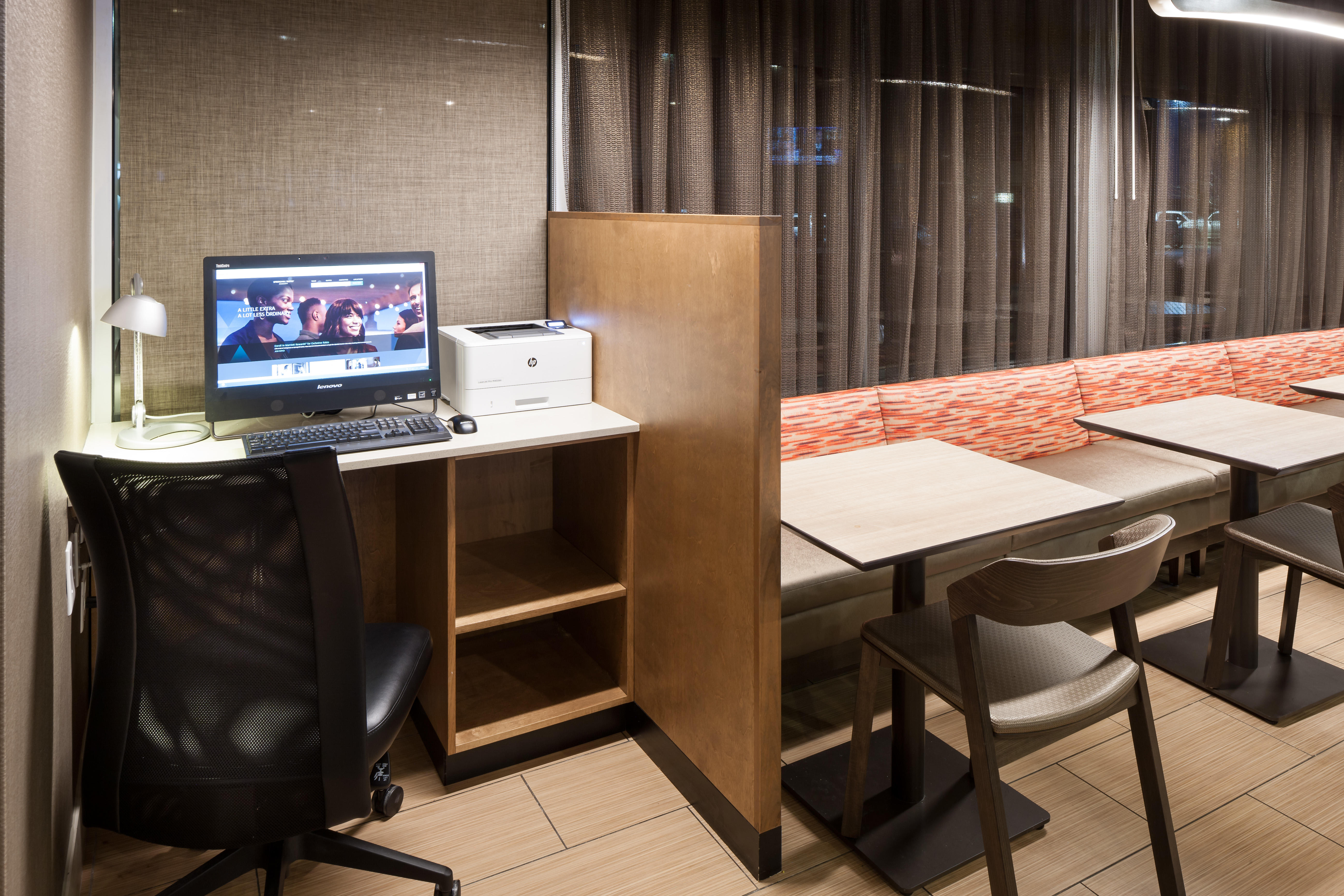 SpringHill Suites by Marriott Salt Lake City Airport image 9