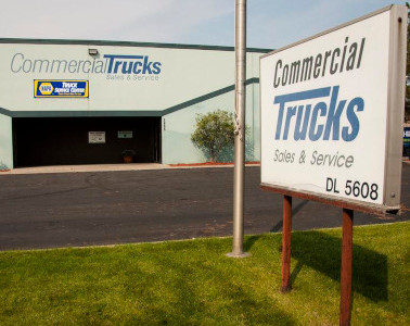 Commercial Trucks Sales and Service image 0