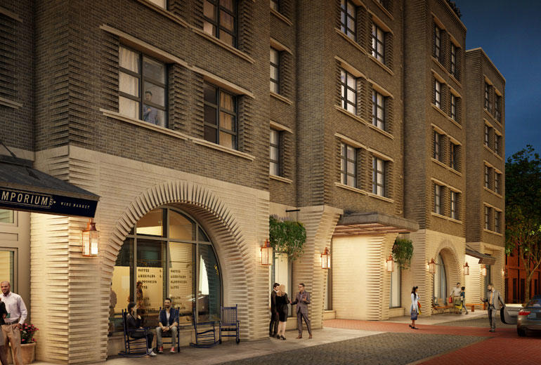 Perry Lane Hotel, a Luxury Collection Hotel, Savannah image 2