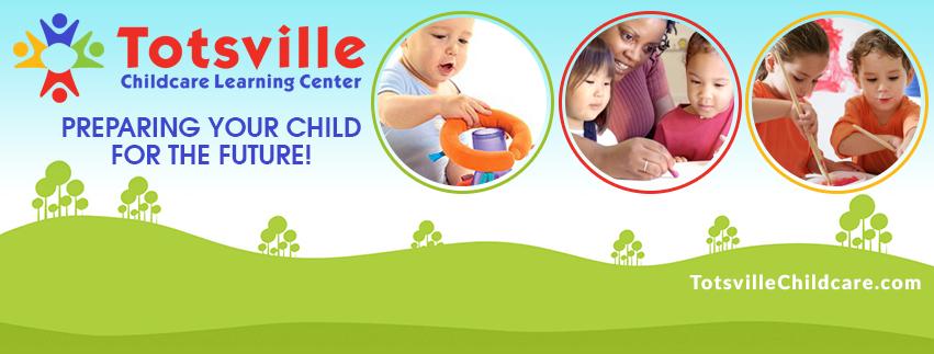 TOTSVILLE CHILDCARE LEARNING CENTER image 0