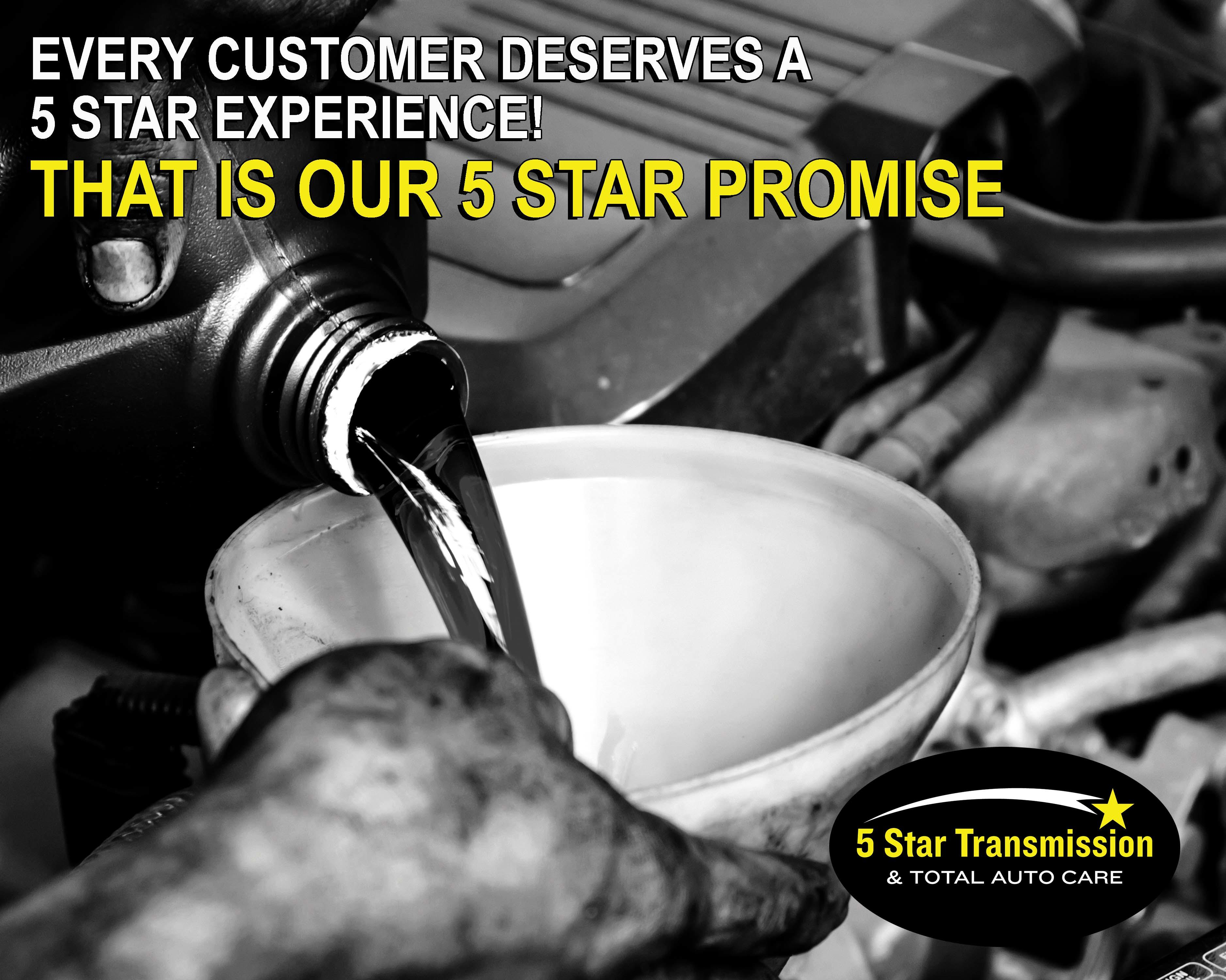 5 Star Transmission and Total Auto Care image 3