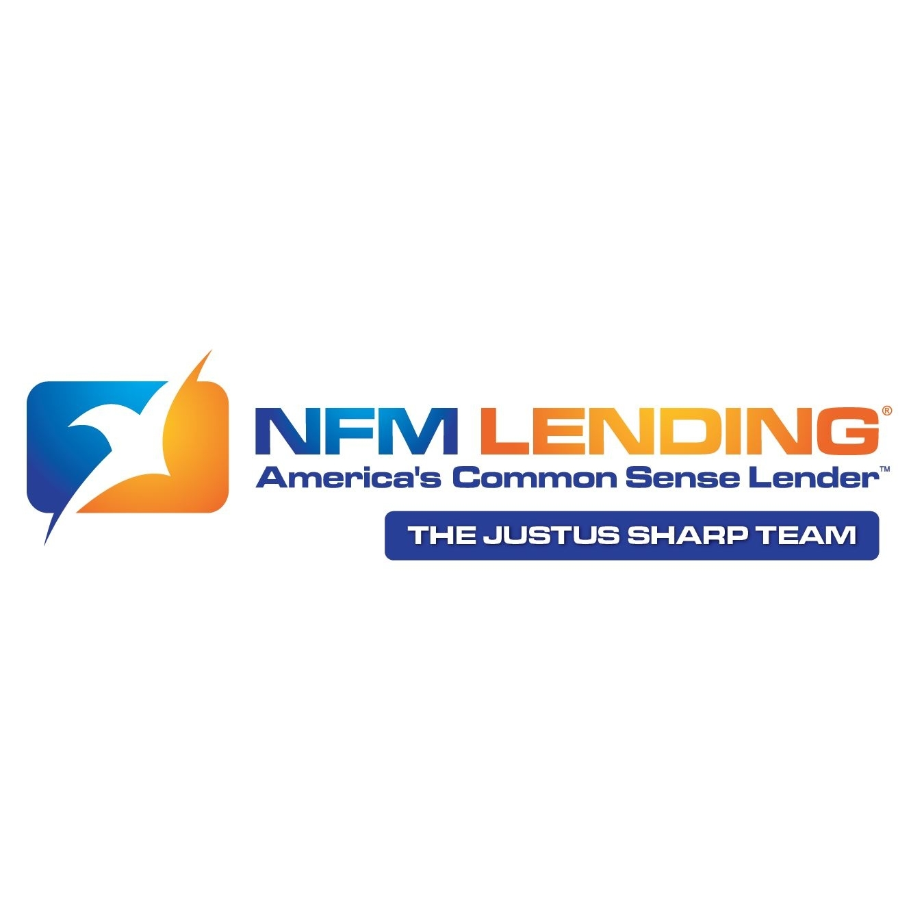The Justus Sharp Team of NFM Lending