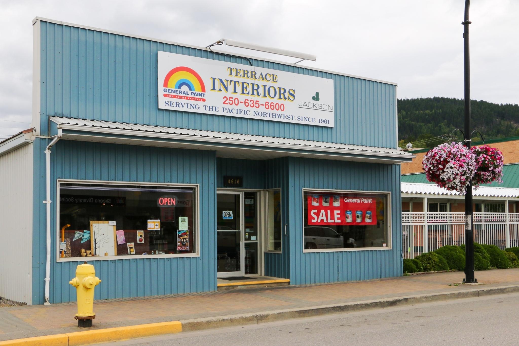 Terrace Interiors Ltd in Terrace