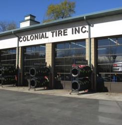 Colonial Tire Inc. image 0