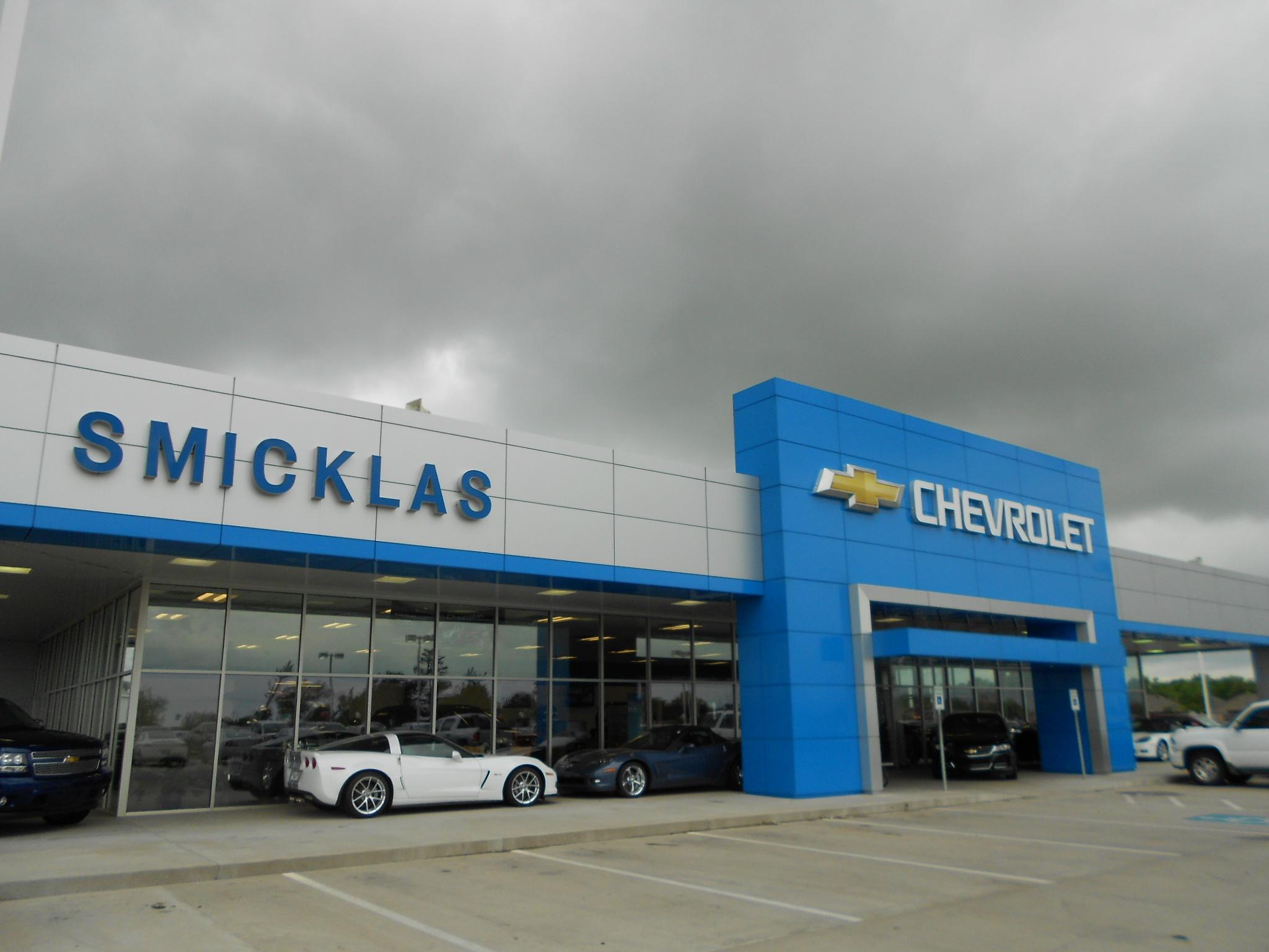 Smicklas Okc Used Cars