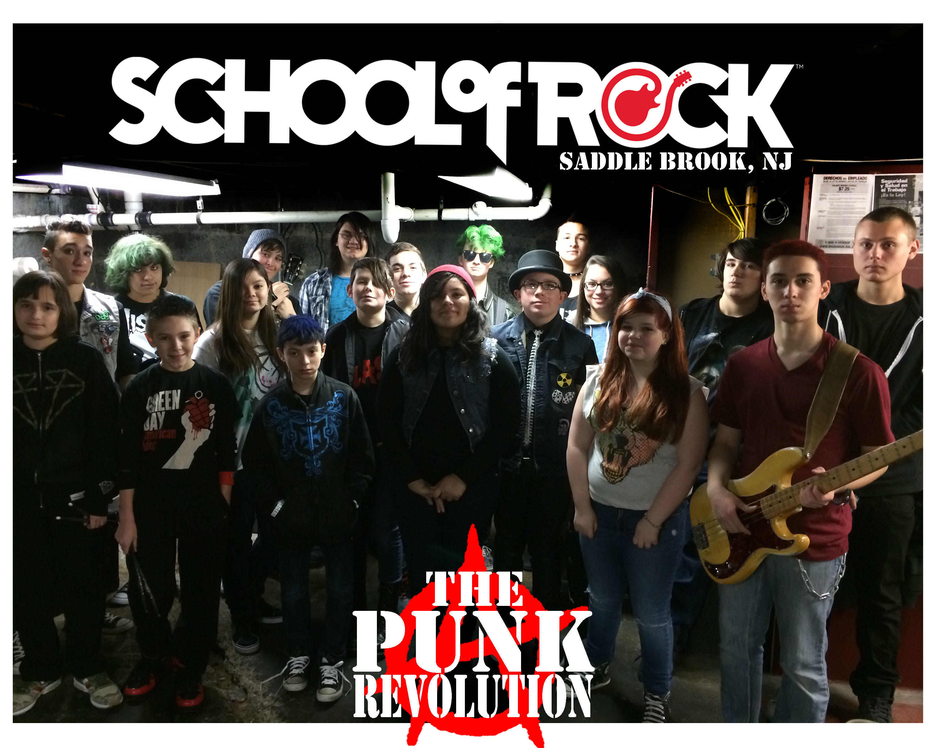 School of Rock Saddle Brook image 1