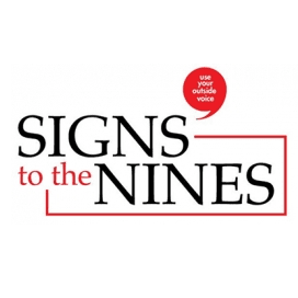 Signs To The Nines image 0