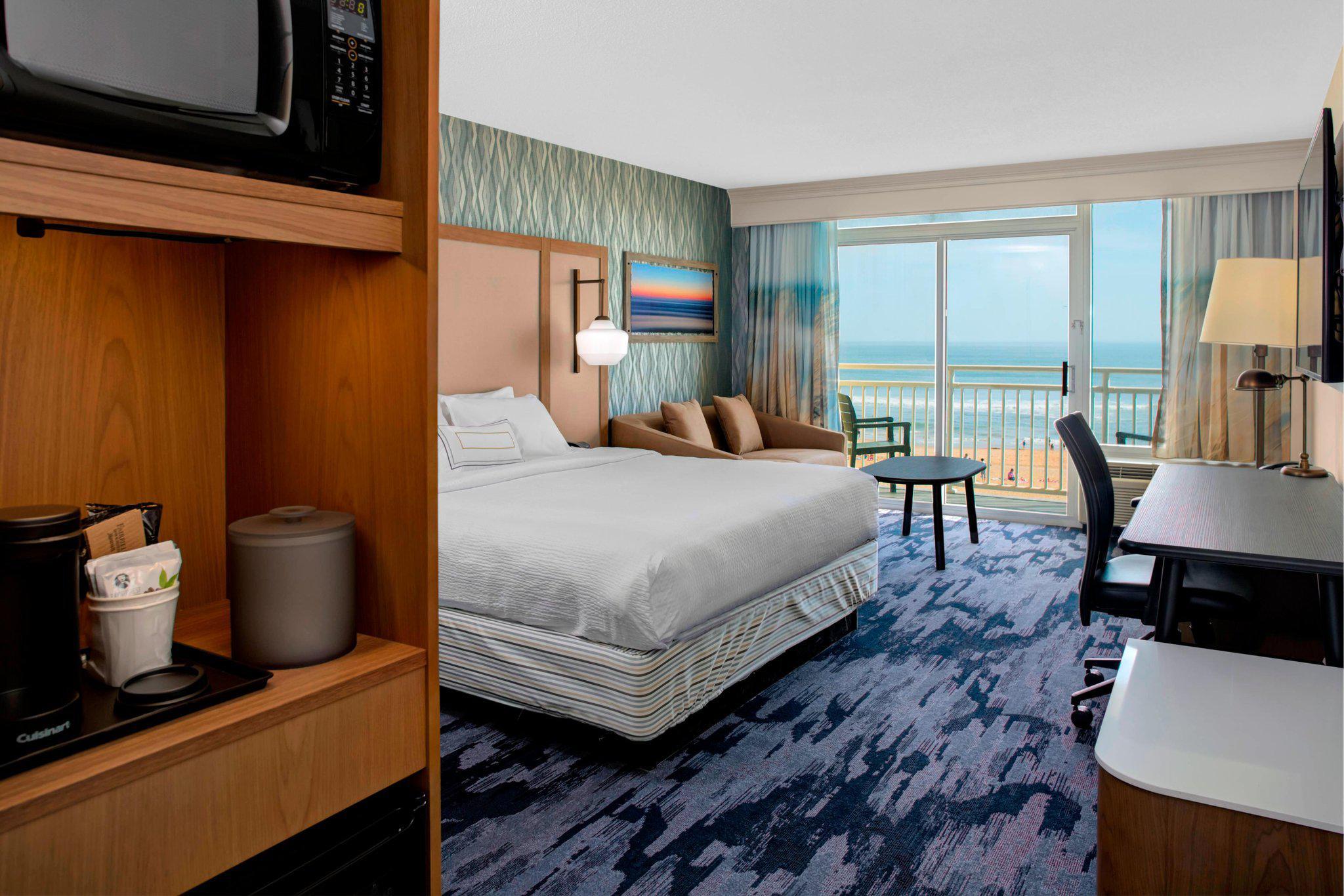 Fairfield Inn & Suites by Marriott Virginia Beach Oceanfront