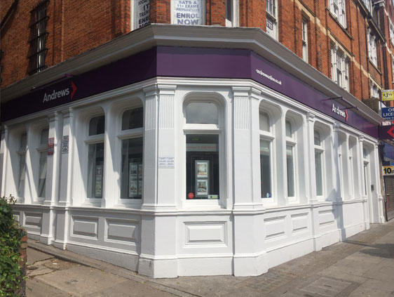 Andrews Lettings and Management Streatham