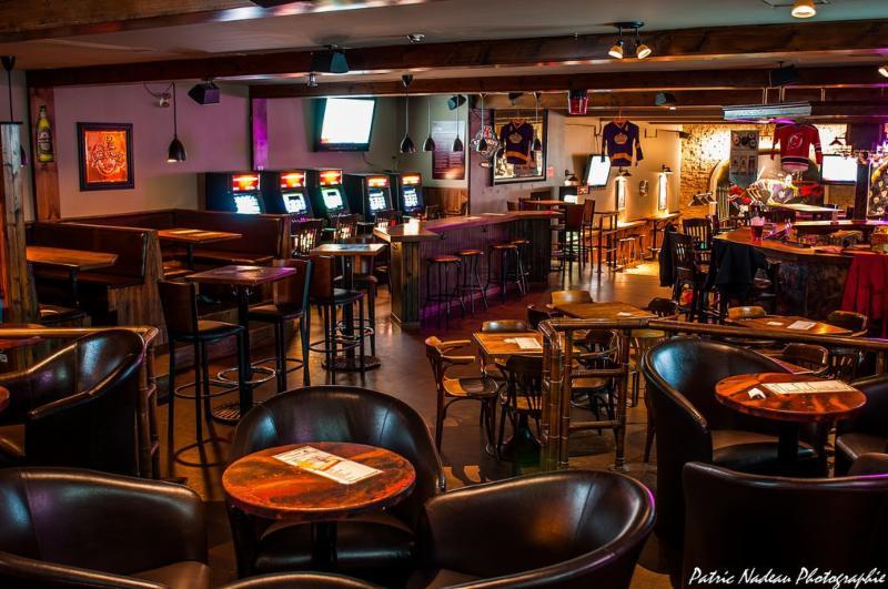 Bar Le Triangle à Rivière-du-Loup