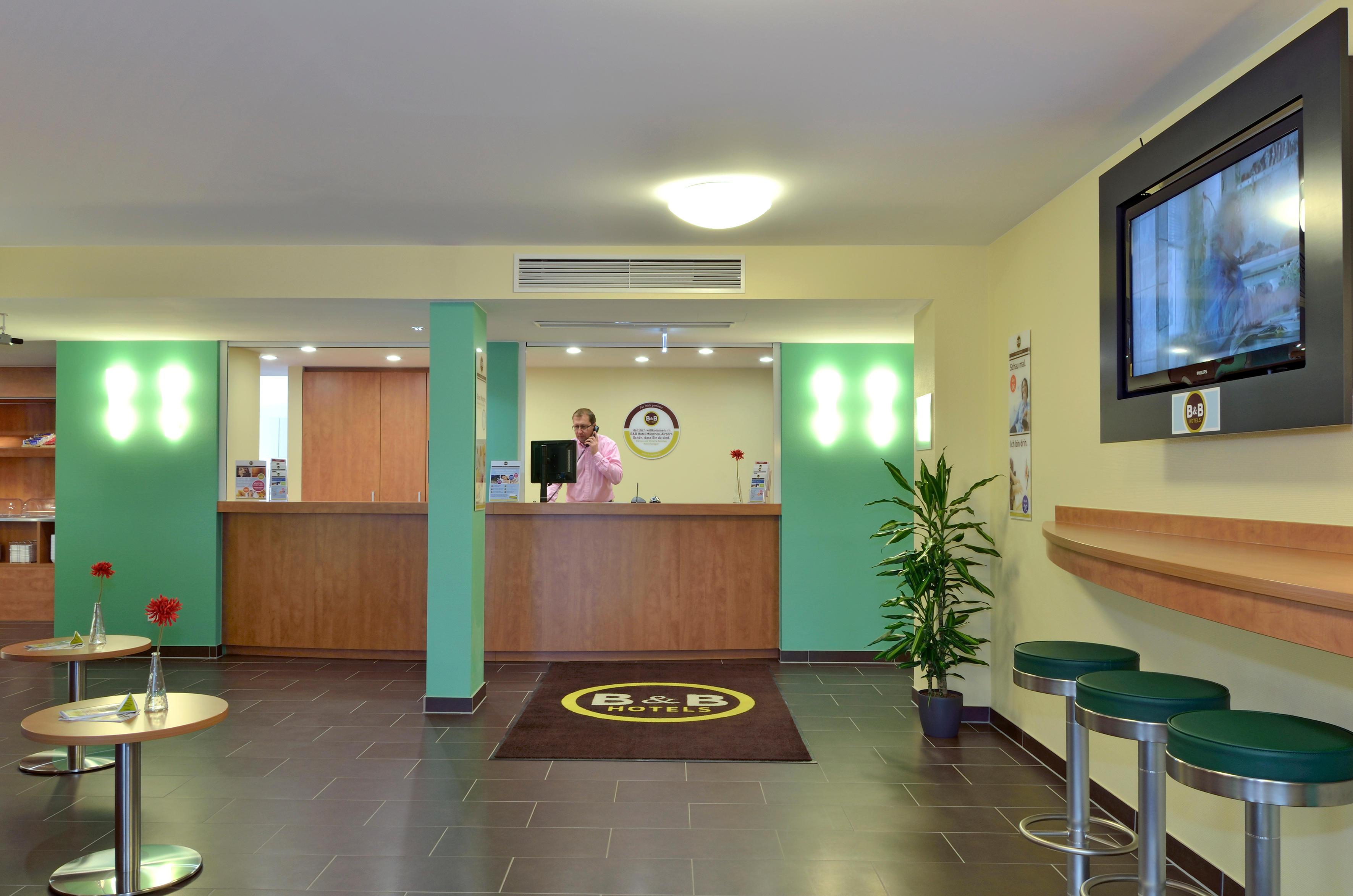 Bilder Und Fotos Zu B B Hotel Munchen Airport In Hallbergmoos