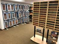 Showroom -Tile Displays