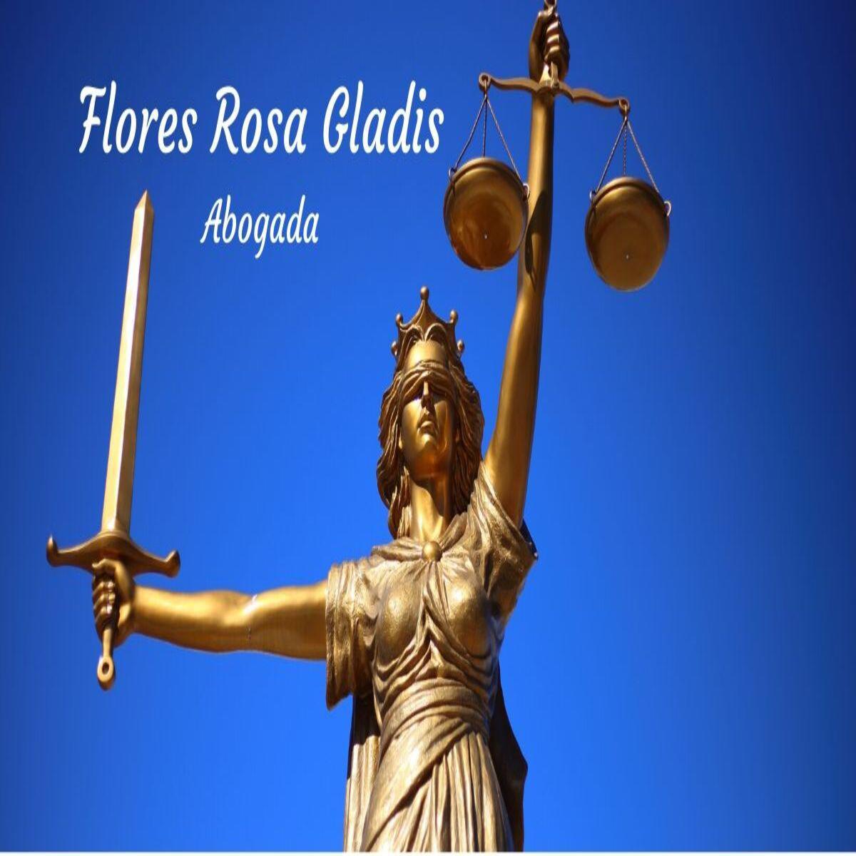 ABOGADA FLORES ROSA GLADIS
