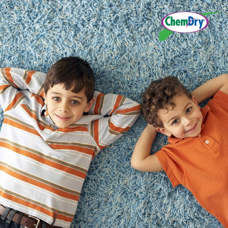 Get your carpets cleaned by Airport Chem-Dry! Your local carpet cleaning experts!
