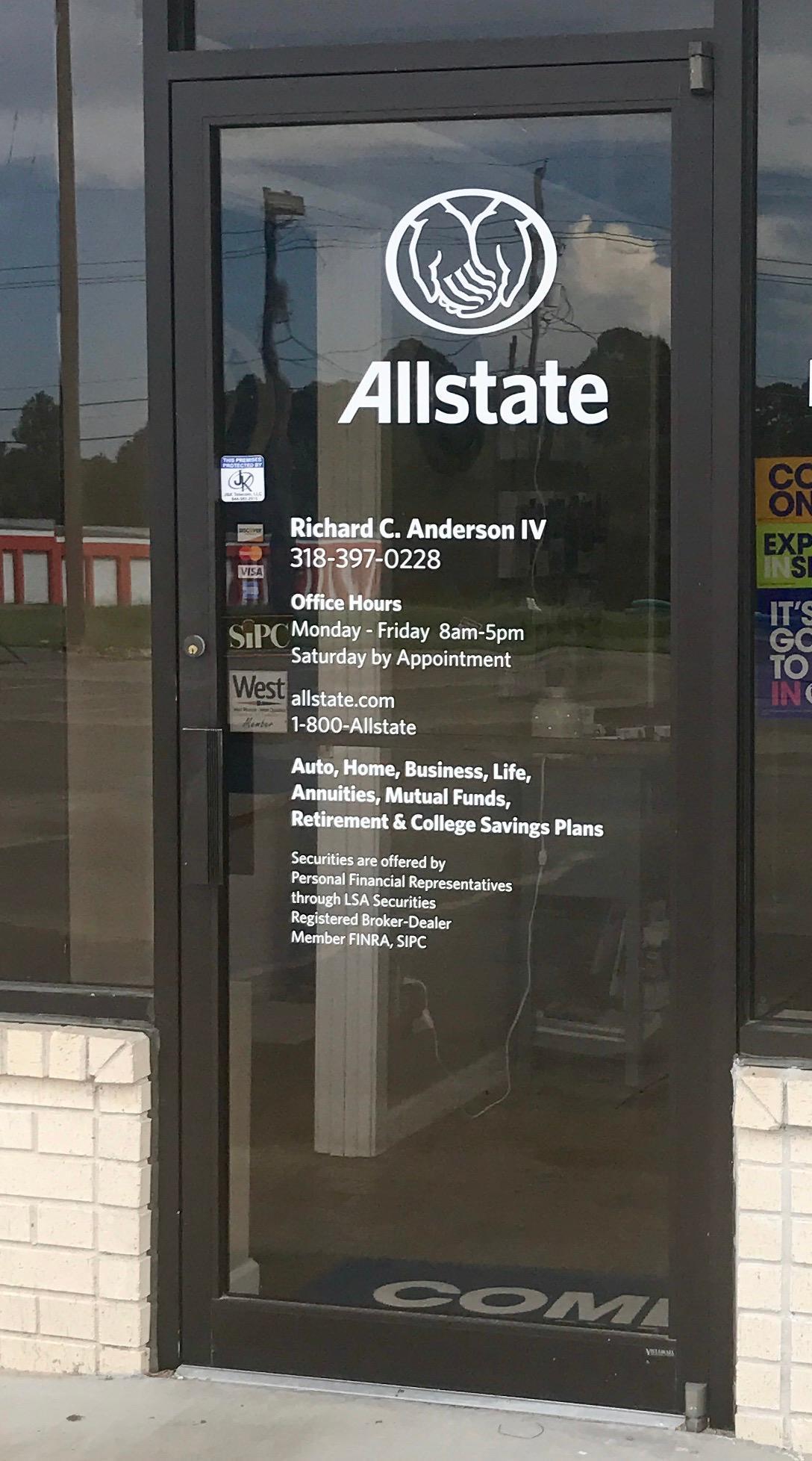 Richard C Anderson IV: Allstate Insurance image 2
