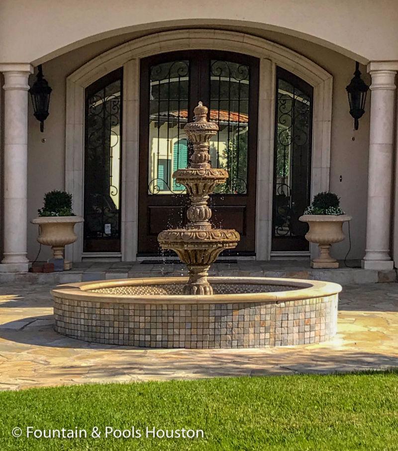 Houston Fountain & Pond image 2