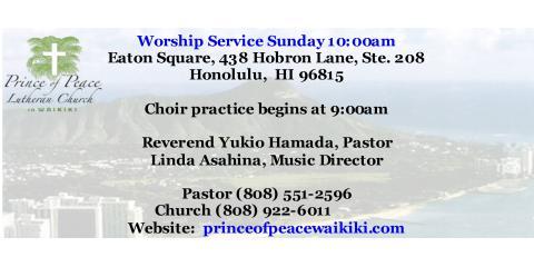 Prince of Peace Lutheran Church image 0