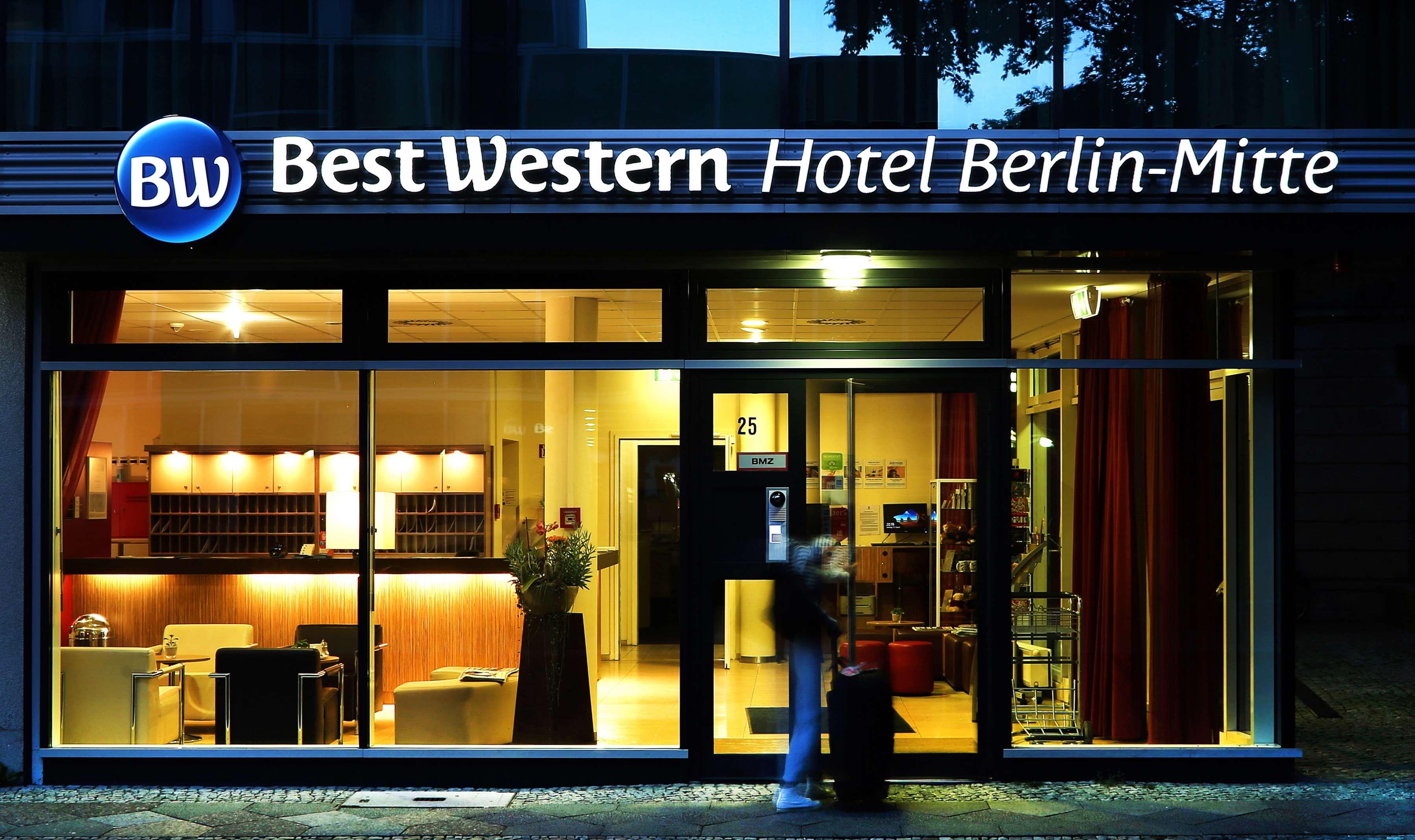 Best Restaurants In Berlin Mitte