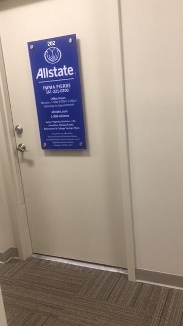 Imma Pierre: Allstate Insurance image 3