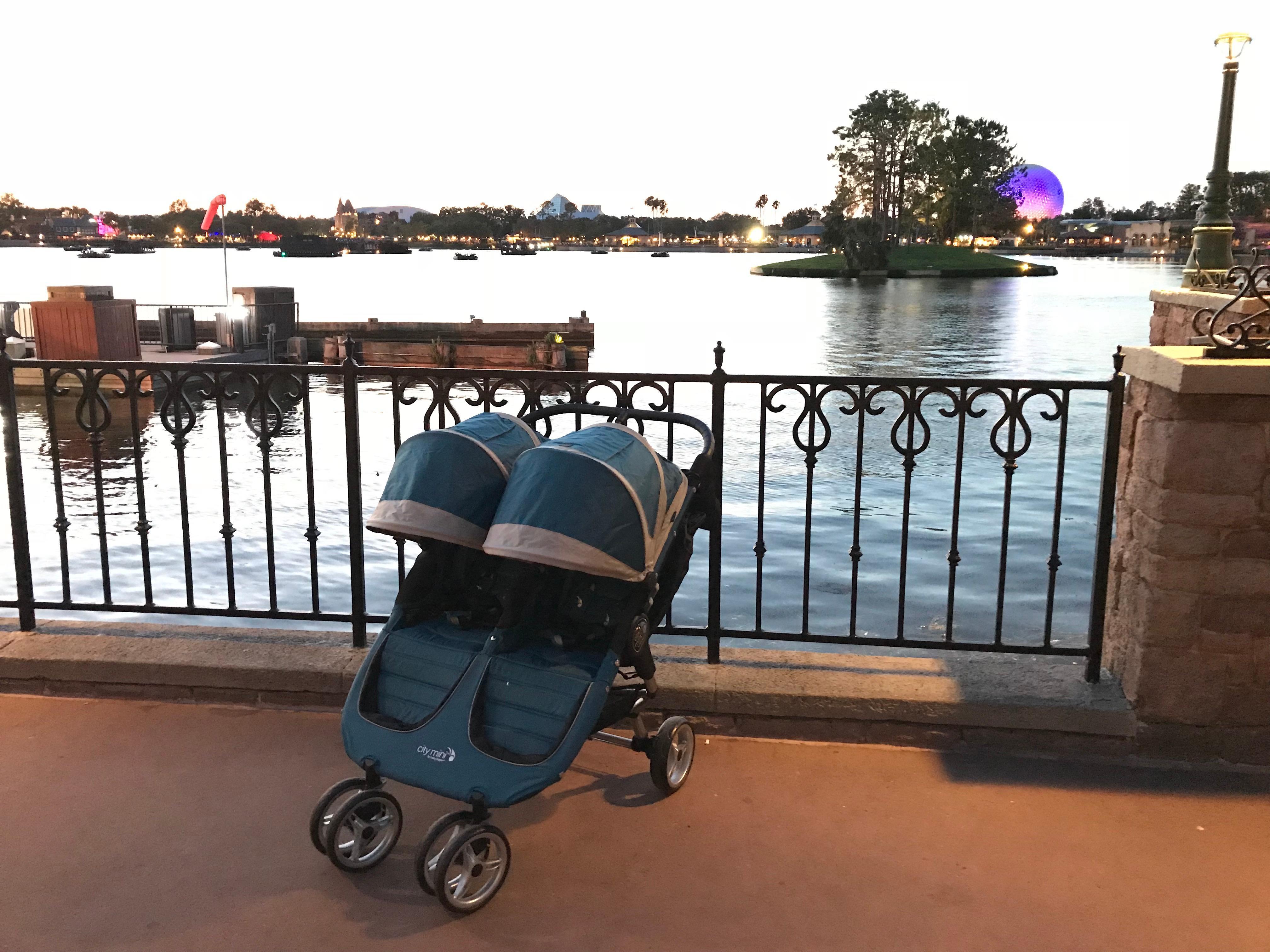 Stroller Rentals Disney image 38