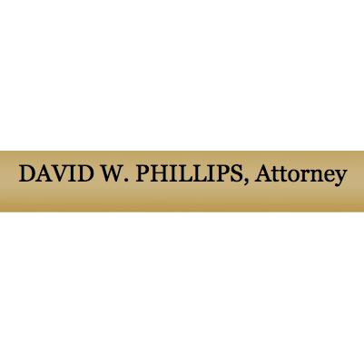 David W. Phillips, Attorney