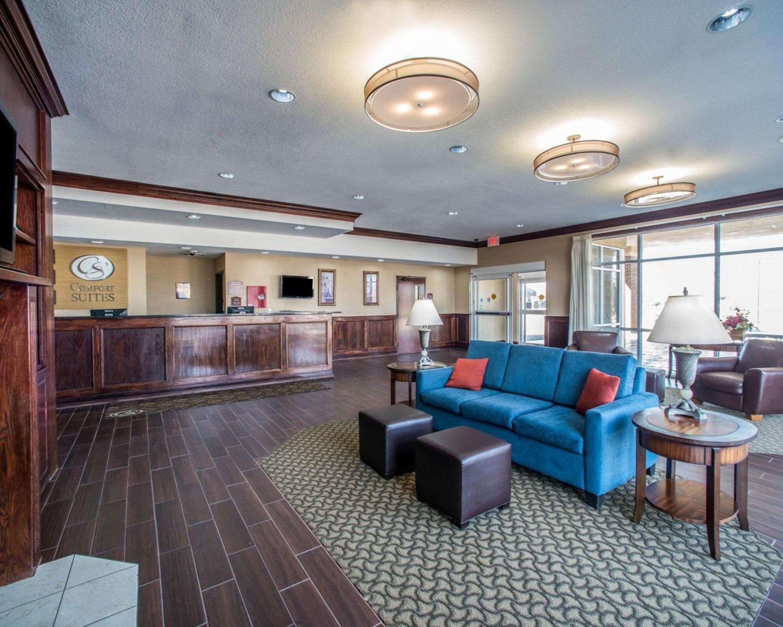 Comfort Suites Columbia - University Area in Columbia, MO, photo #8