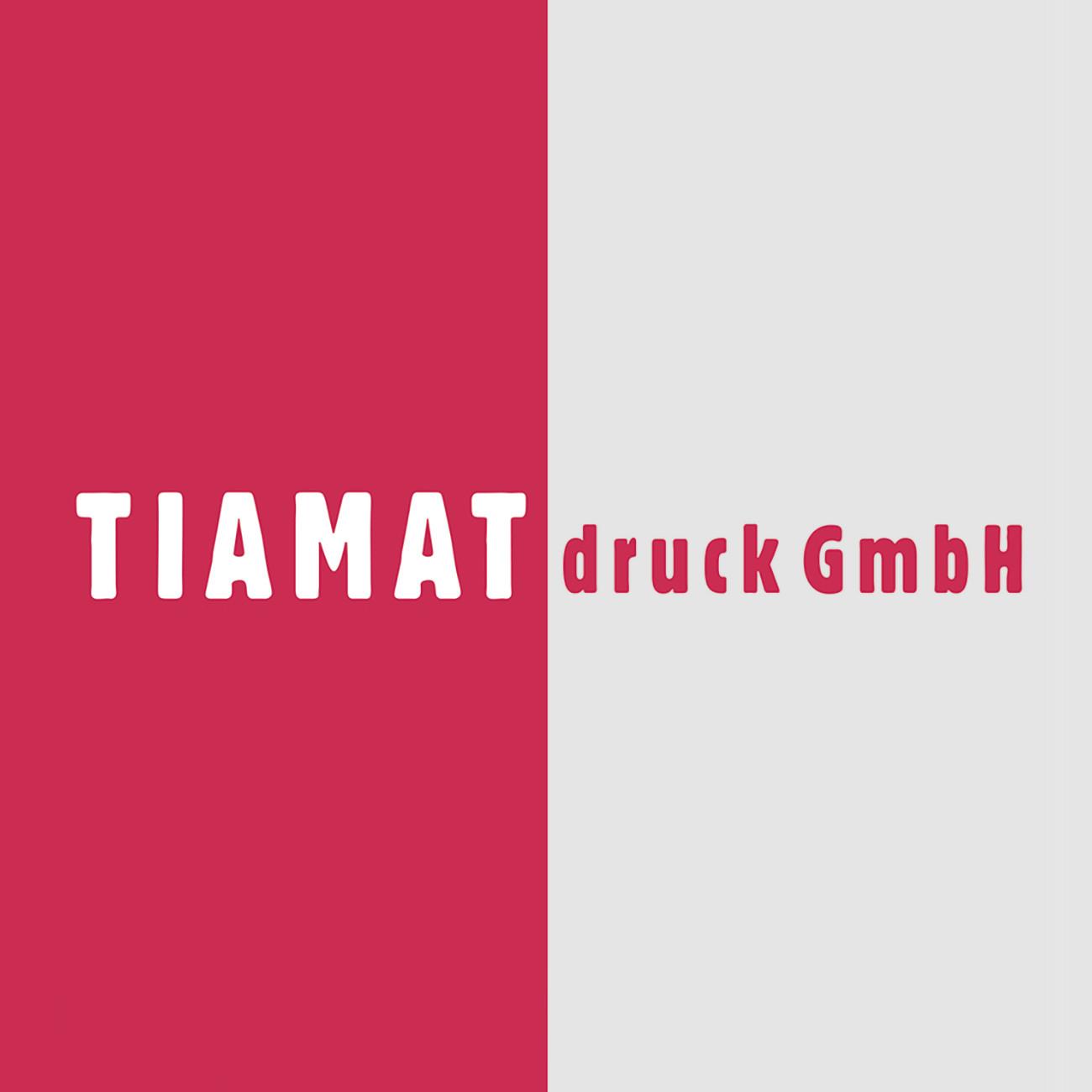 Logo von Tiamat Druck GmbH