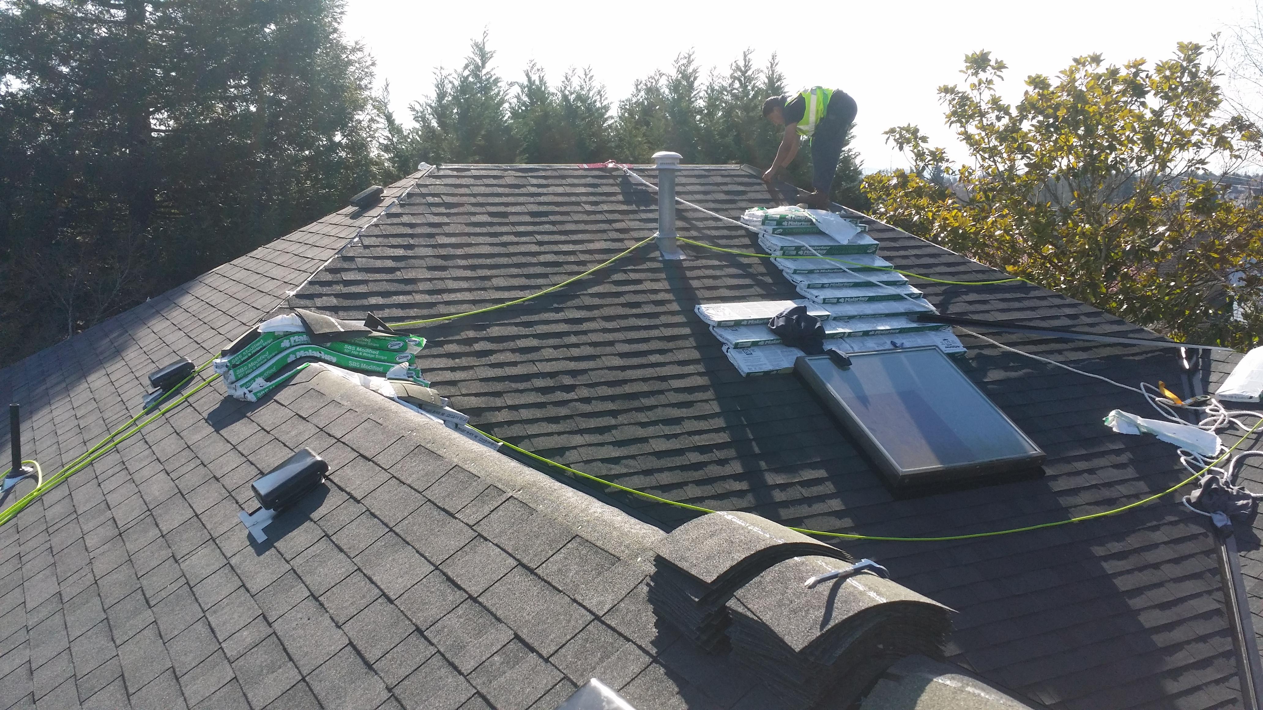 Roofing Rain OR Shine, LLC image 1