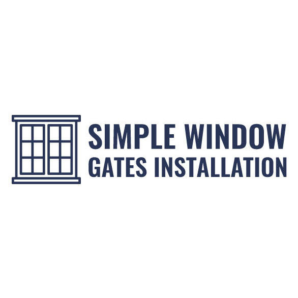 Simple Window Gates Installation