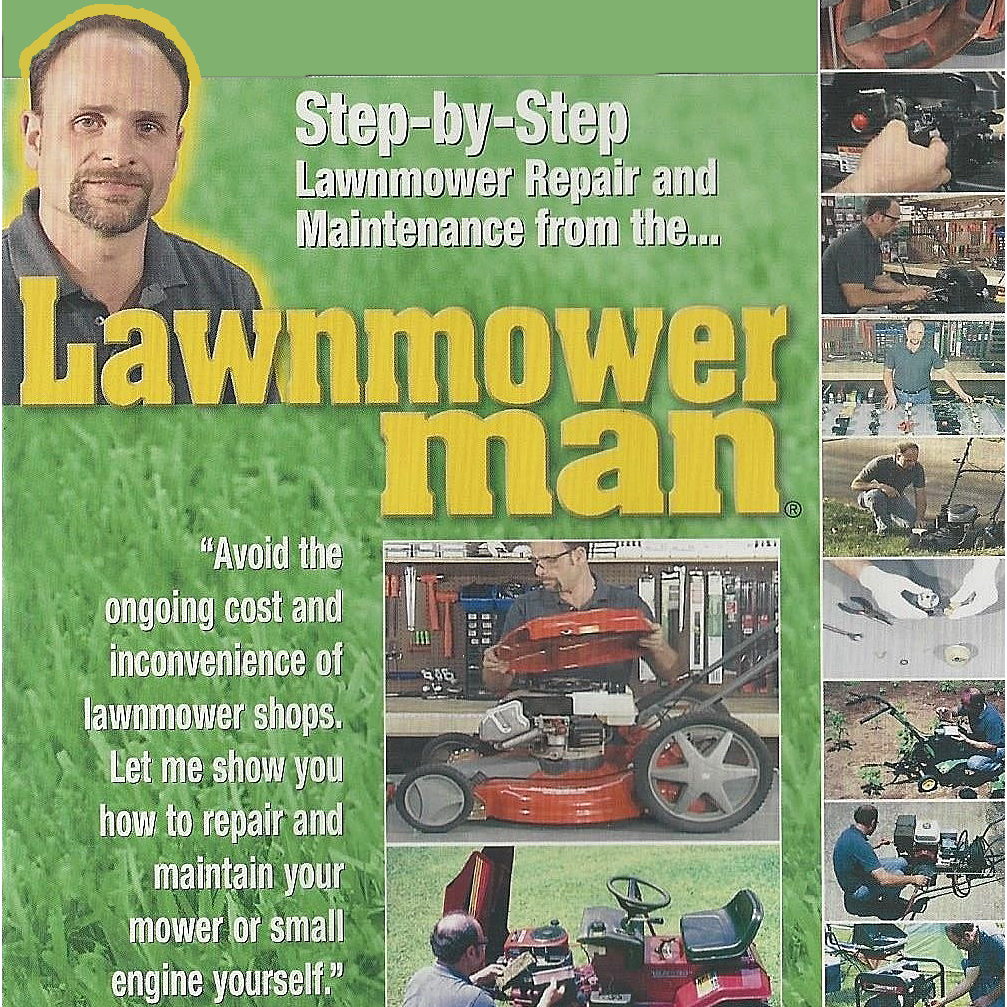 Lawnmower Man Inc.