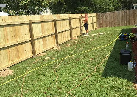Palmetto Picket Fencing image 4