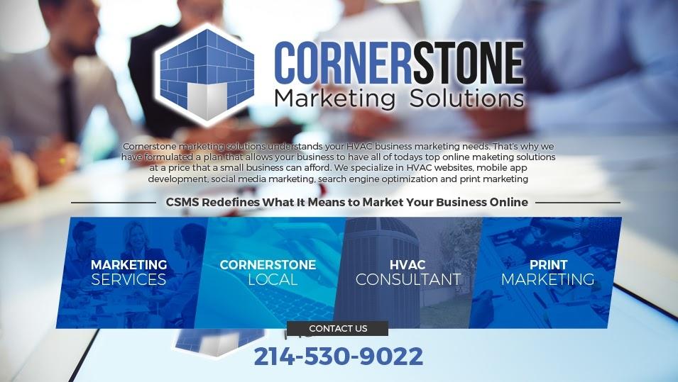 Cornerstone Marketing Solutions image 0