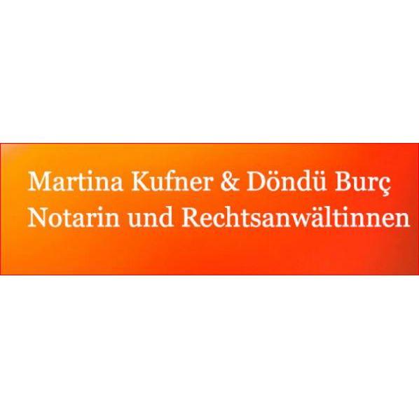 Logo von Martina Kufner & Döndü Burç Notarin und Rechtsanwältinnen