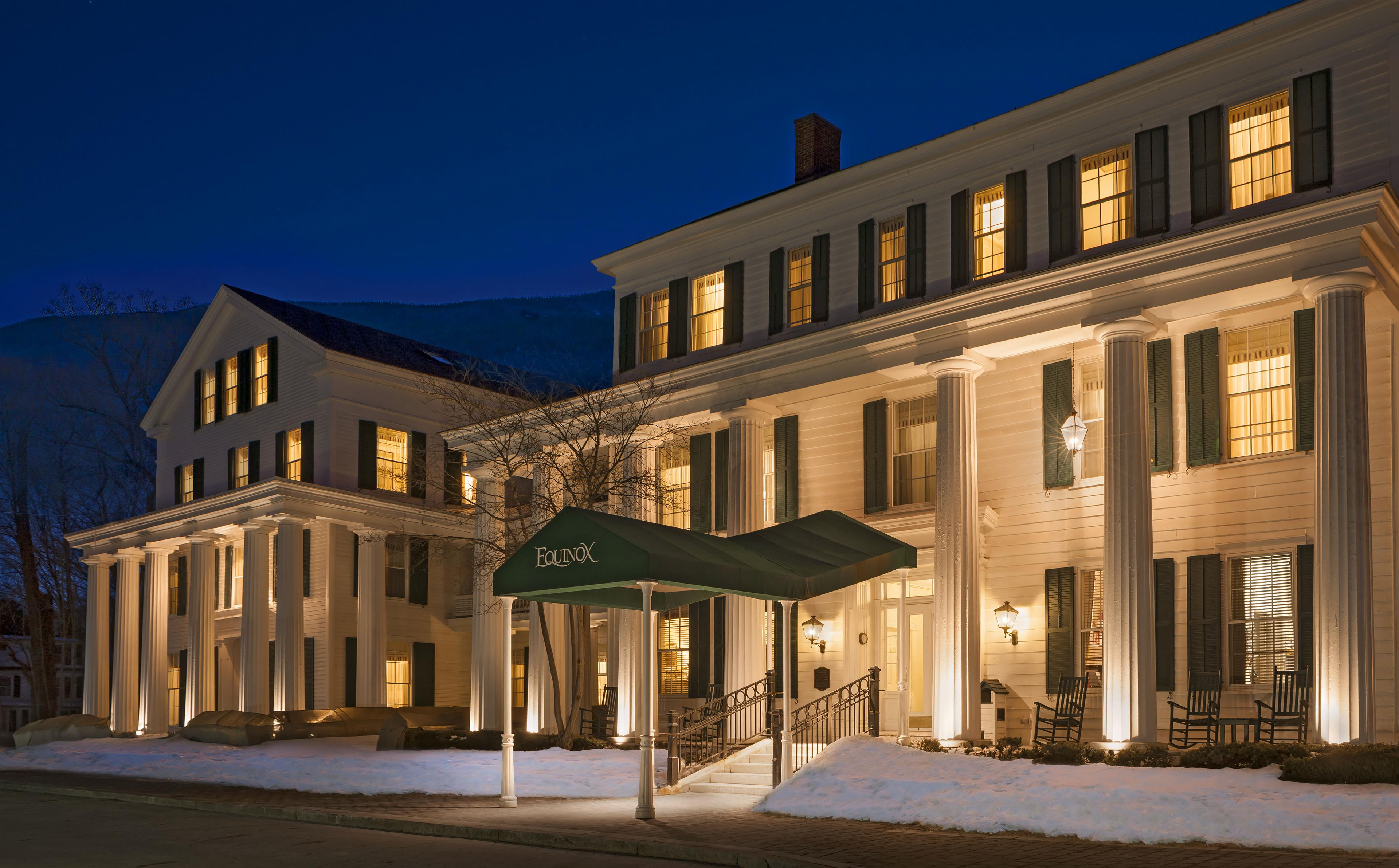 The Equinox, a Luxury Collection Golf Resort & Spa, Vermont image 0