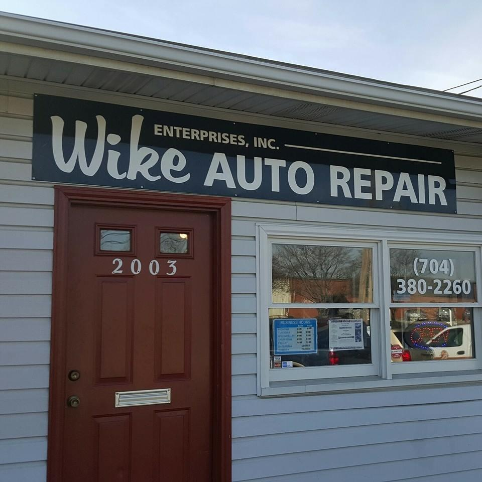 Wike Enterprises Inc Auto Repair