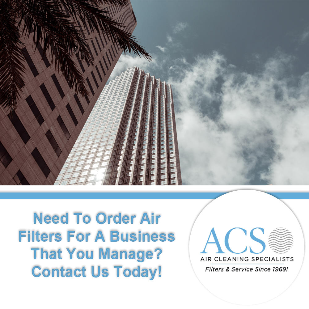 A.C.S. Ent.Inc./ACS Filters & Service/Air Cleaning Specialists-Chicago
