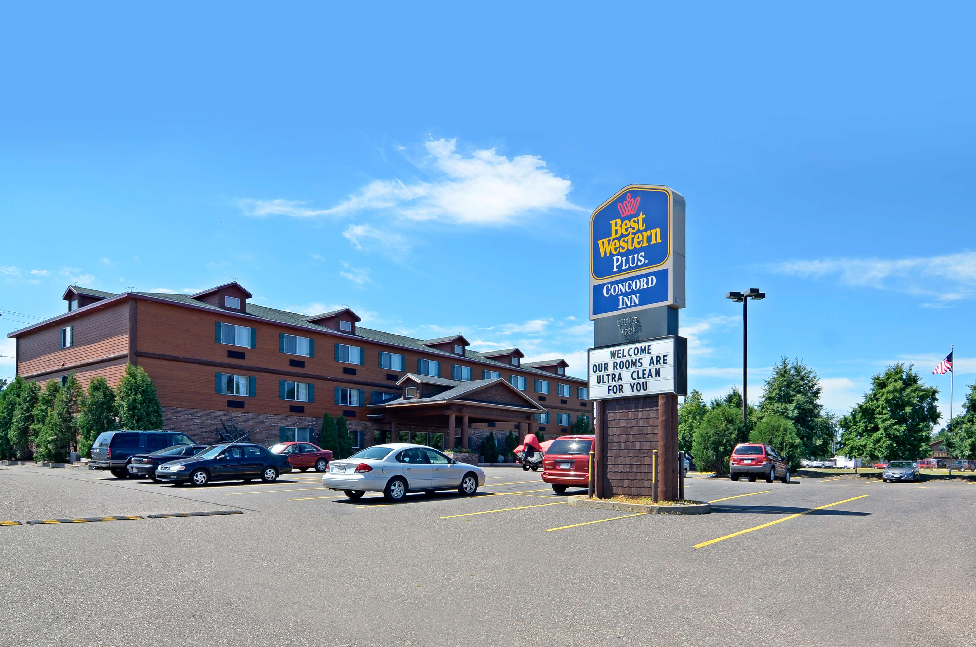 Hotels Near Lake Of The Torches Casino