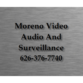Moreno Video Audio And Surveillance