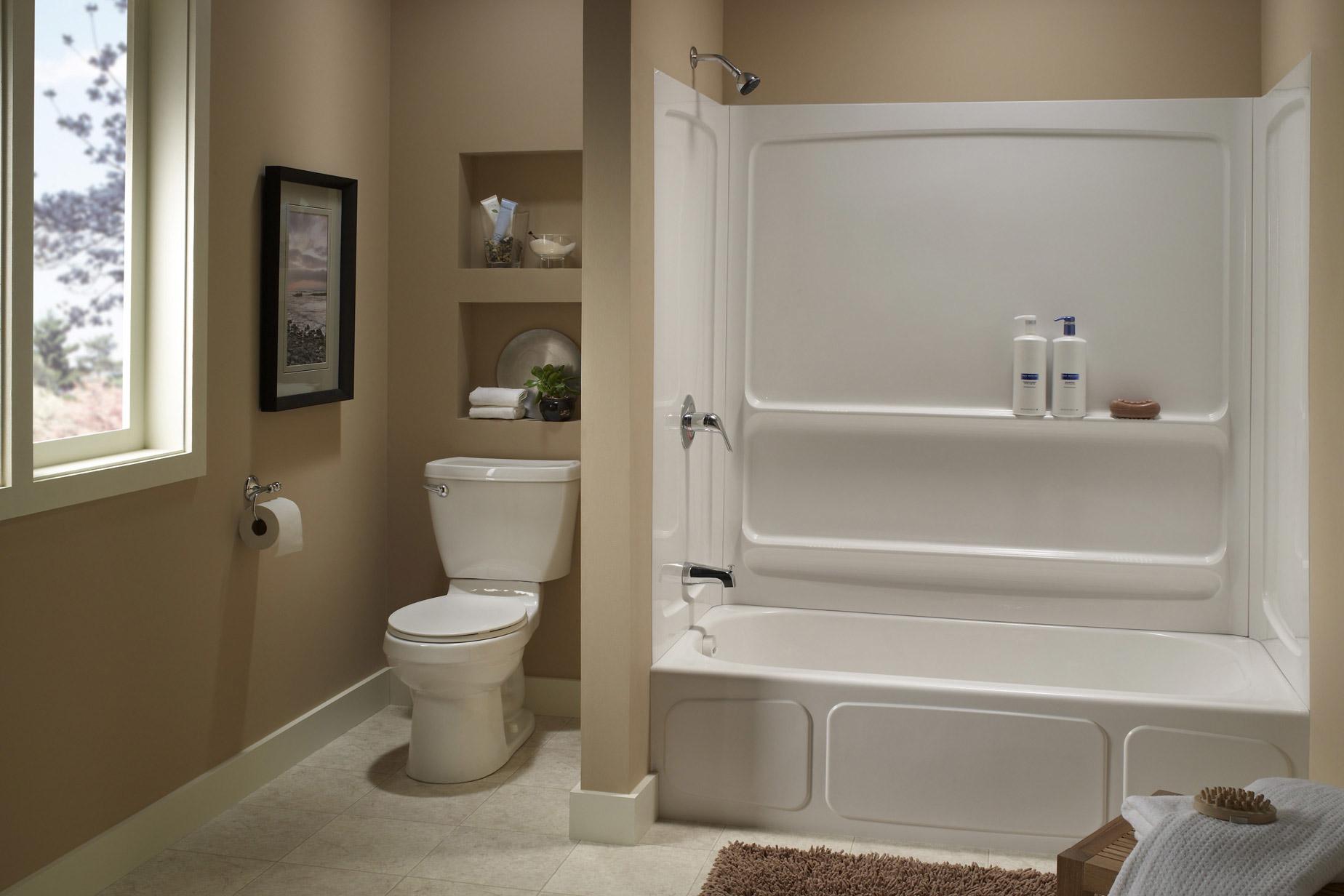 Lennon Plumbing Ltd à Simcoe: Bathroom Renovation