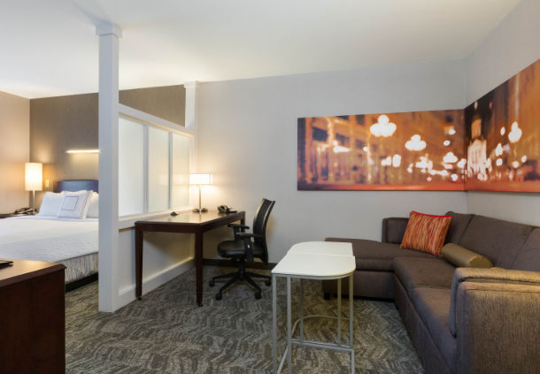 SpringHill Suites by Marriott Indianapolis Fishers image 8