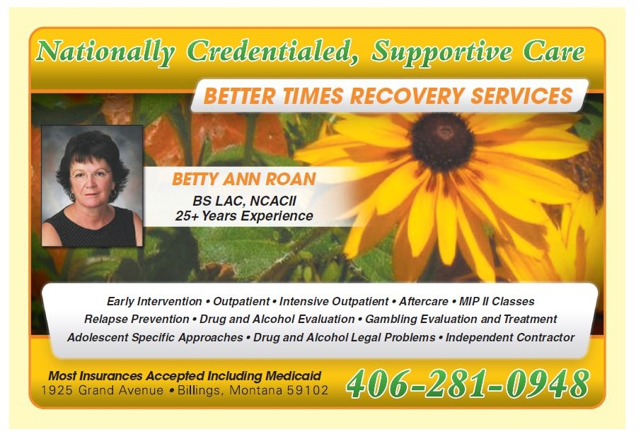 Better Times Recovery Services image 1