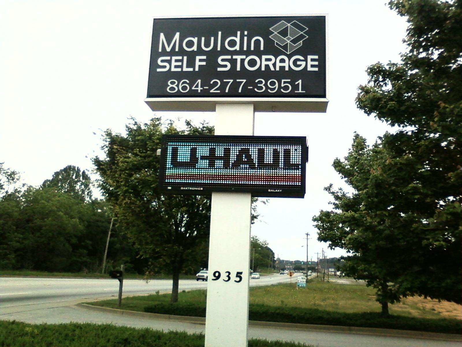 Mauldin Self Storage In Greenville Sc Whitepages