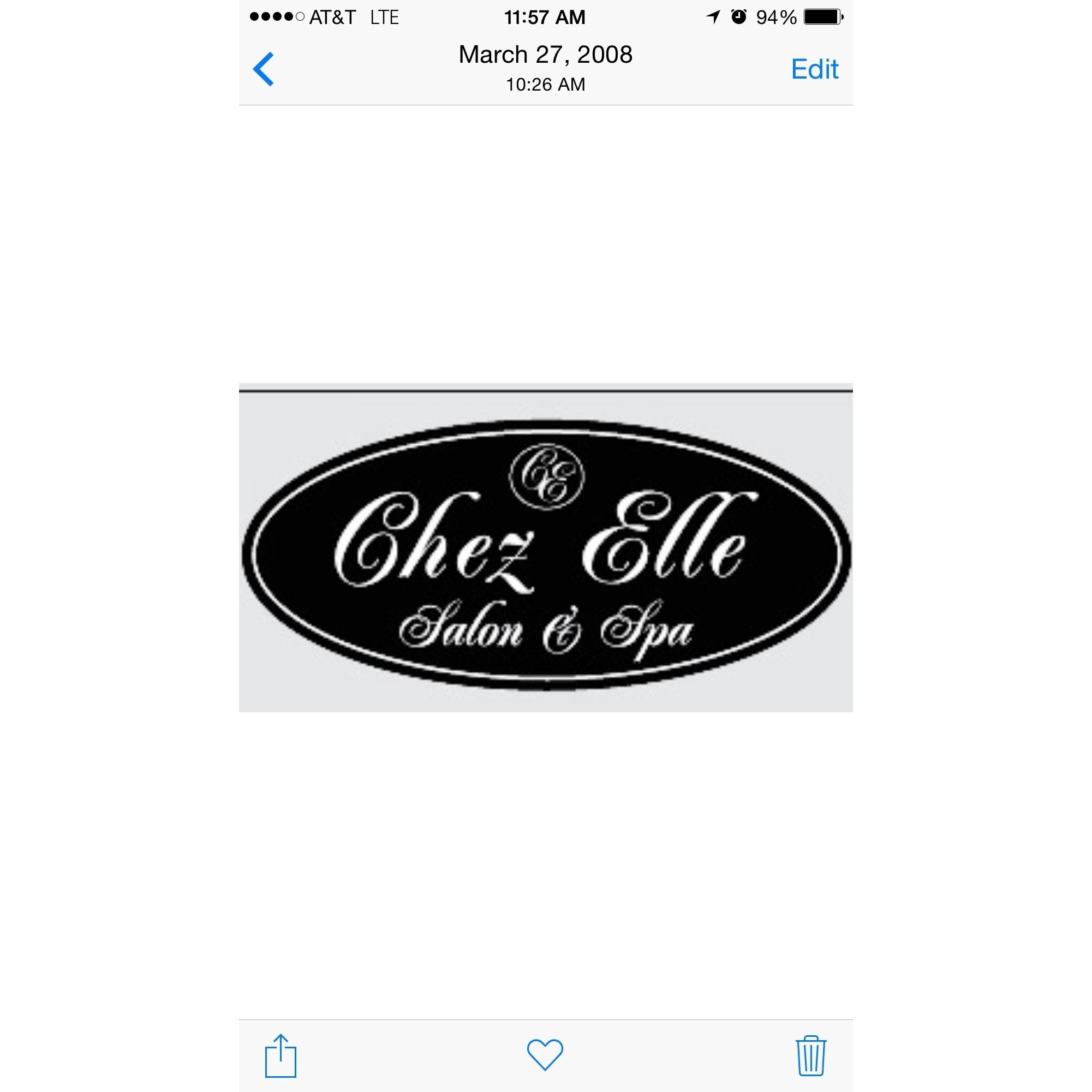 Chez Elle Salon & Spa